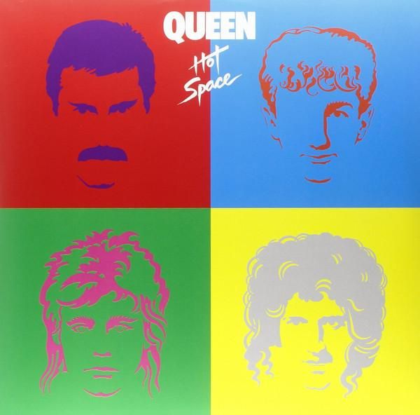 A1 –Queen Staying Power A2 –Queen Dancer A3 –Queen Back Chat A4 –Queen Body Language A5 –Queen Action This Day B1 –Queen Put Out The Fire B2 –Queen Life Is Real (Song For Lennon) B3 –Queen Calling All Girls B4 –Queen Las Palabras De Amor (The Words Of Love) B5 –Queen Cool Cat B6 –Queen & David Bowie Under Pressure