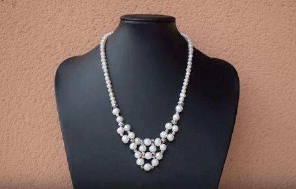 collares de perlas bonitos - Google претрага