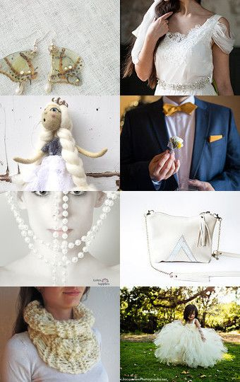 Like a Bride by Mammabook on Etsy--Pinned with TreasuryPin.com