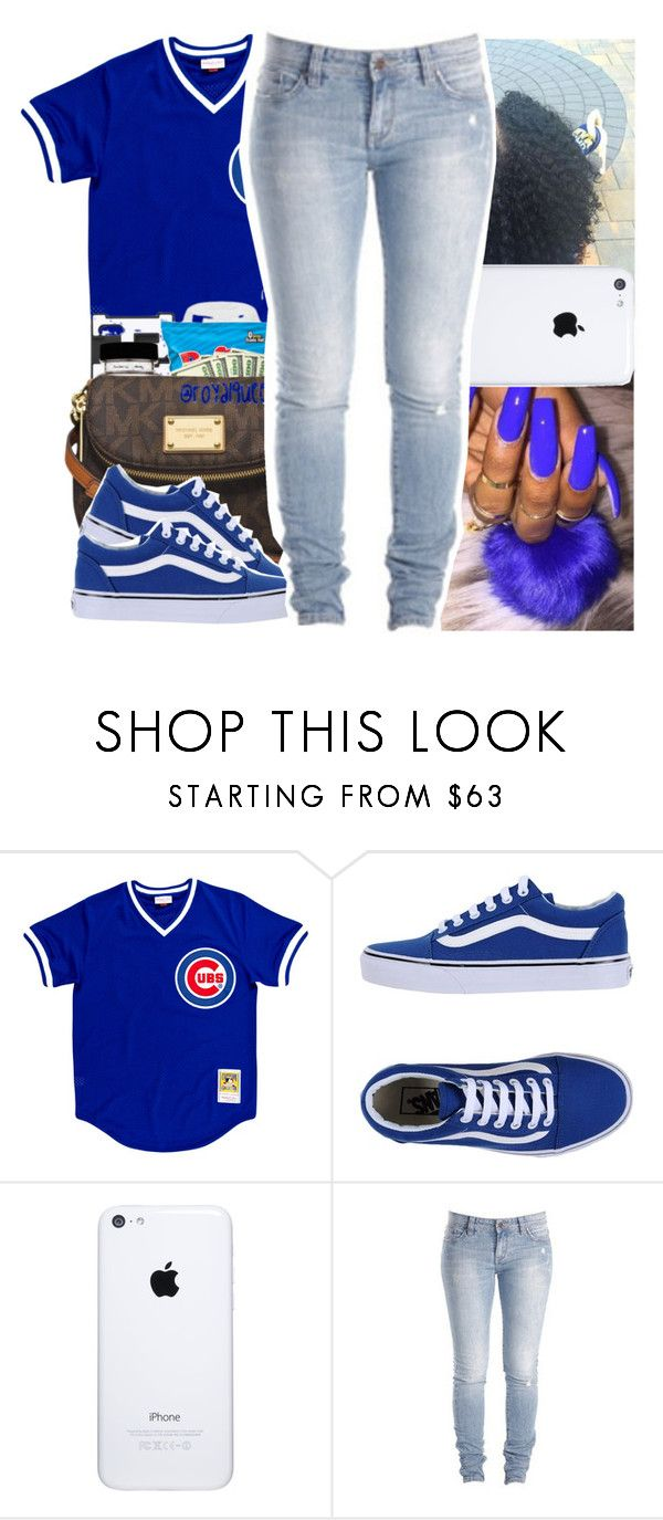 """💙"" by l-ondonbridge ❤ liked on Polyvore featuring Vans and CO"