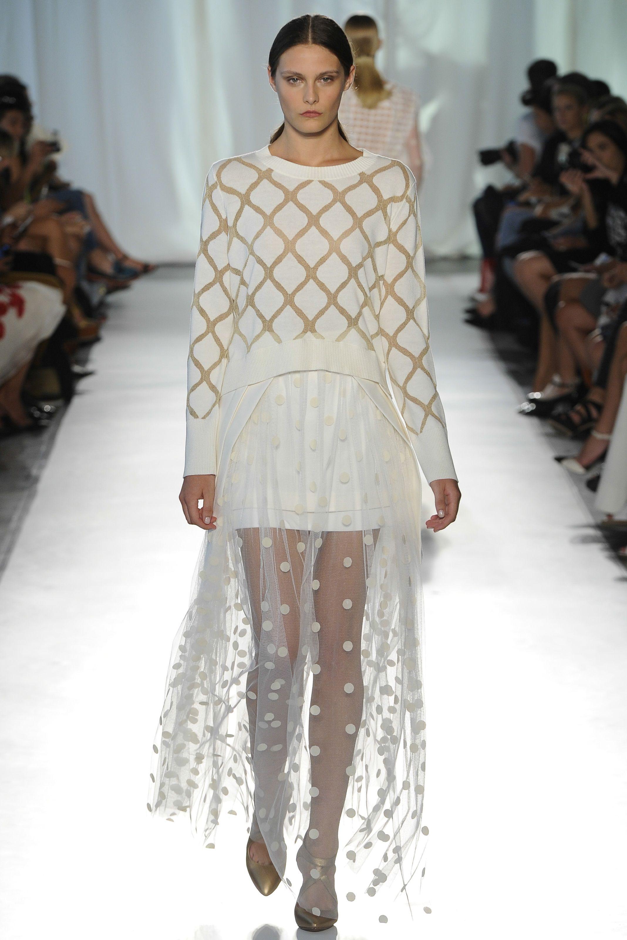 Sass Bide SpringSummer 2014 RTW – New York Fashion Week
