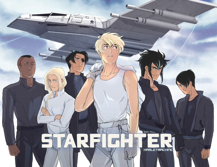 Starfighter Comic Characters
