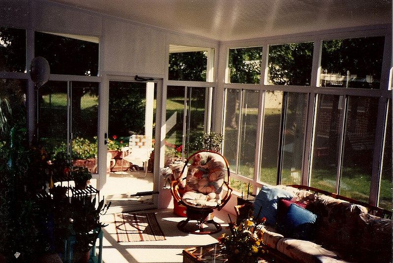 Perfect spot for a lazy day. #sundrenched http://www.dilloncompany.com/rooms/sunrooms/