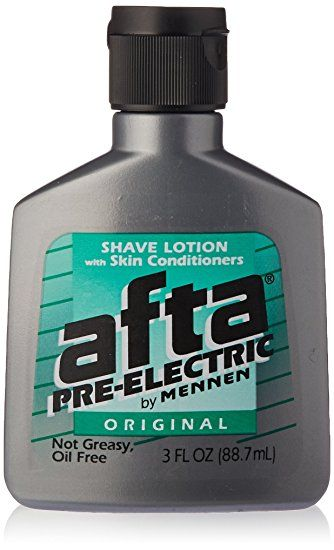 Afta Pre Electric Shave Lotion And Skin Conditioner Original 3