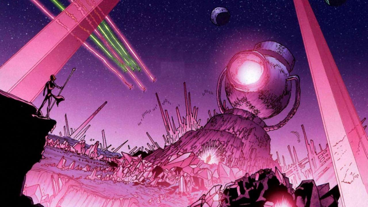 Image result for violet lantern corps