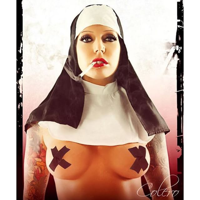 XXX naughty nun and priest images