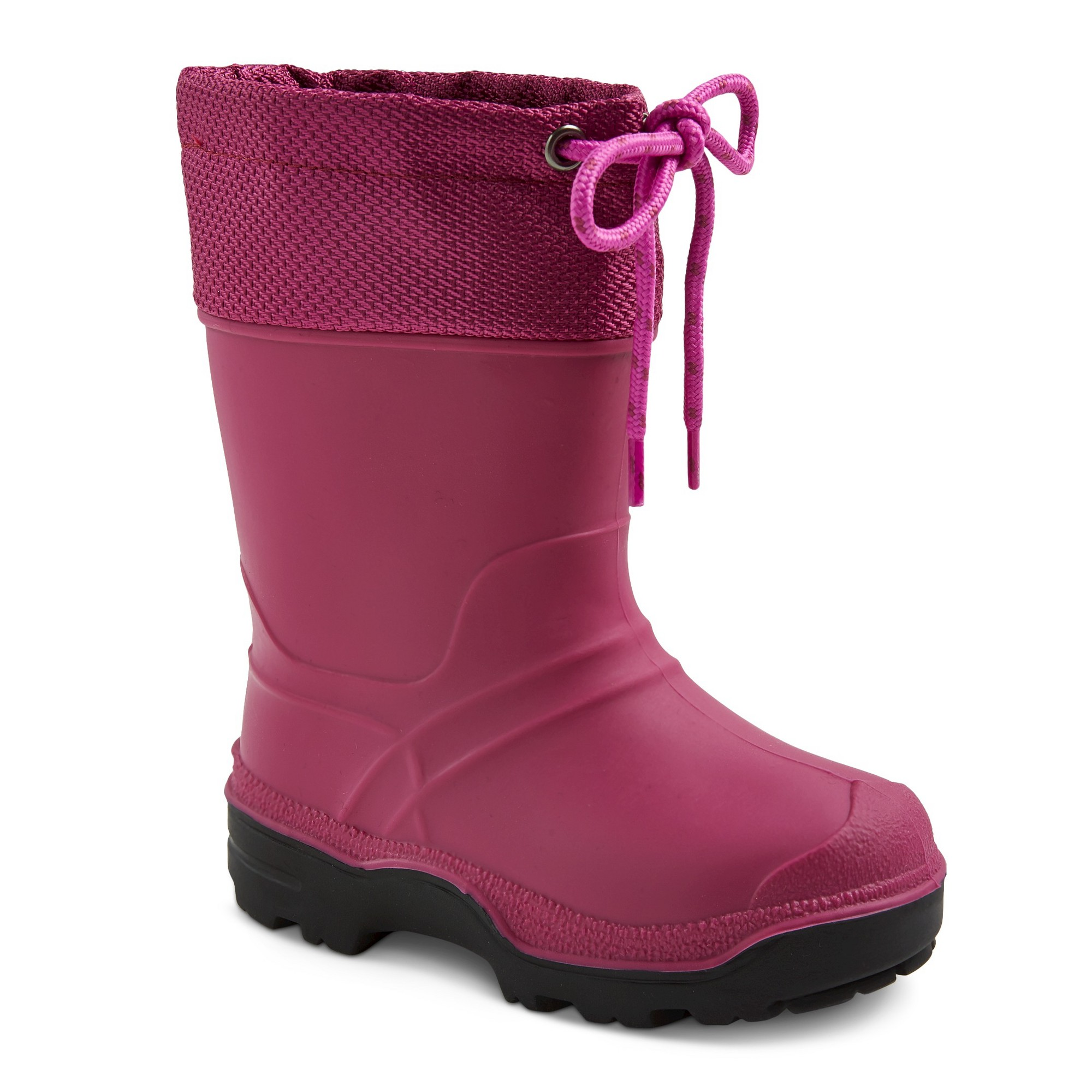 Boys and Girls 25 Degree Fahrenheit Waterproof Boots Snowmaster Icestorm Winter Boots