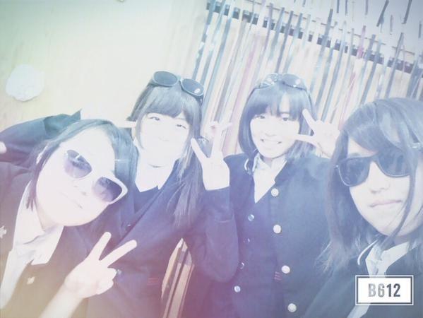 """KonomiさんはTwitterを使っています: """"学ランサングラス気に入った♪♪ かしてくれてありがとう 先輩たちとも 安定のメンバーとも ももクロとも?! 写真とれて楽しかった〜*゚ http://t.co/dOXfvhbRRd"""""""