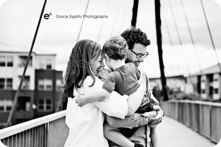 Grace espiritu photography visiting family