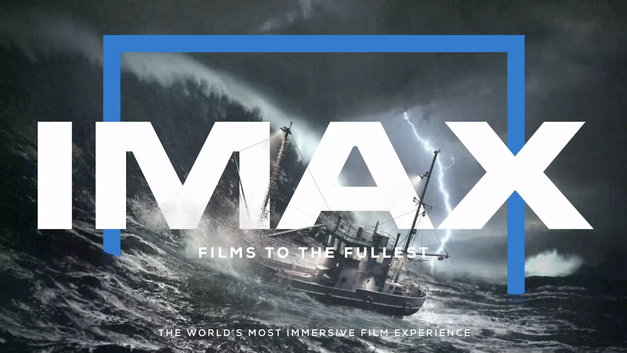 Cool Poster Cinemagraph For Imax Good Use Of Overlaid Text Logo Jp Imax Cool Posters Cinemagraph
