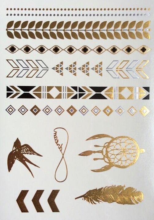 4Pcs / lot Temporärer Gold Metallic Flash Tattoo Aufkleber - Body Art Armband Jewelr ..., # 4Pcslo ... -  4 Stück / Los Temporärer Gold Metallic Flash Tattoo Aufkleber – Body Art Bracelet Jewelr …,   - #4Pcs #4Pcslo #armband #art #aufkleber #Body #flash #Gold #Jewelr #lot #metallic #tattoo #temporarer