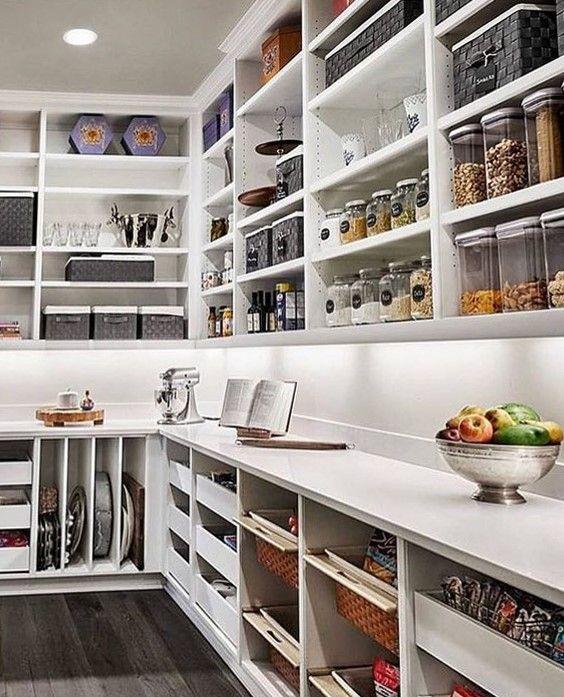 주방 물건들 수납정리 팬트리룸 인테리어 네이버 블로그 부엌리모델링 인테리어 집 장식