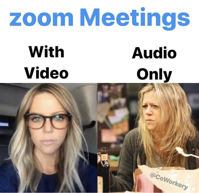 Here Are Some Zoom Memes To Laugh At While Your Mic Is Muted 30 Memes Class Memes Funny Cartoon Memes Meetings Humor