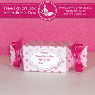 Free Box de Jour de la Saint-Valentin