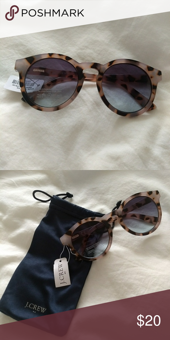4c9c3aa5e4e1a J.Crew Blond Tortoiseshell keyhole sunglasses NWT J. Crew Accessories  Sunglasses