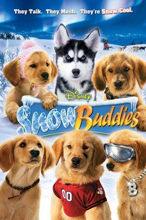 Snow Buddies Presented By Disney Buddies Air Buddies Movies Buddy Movie Dog Movies