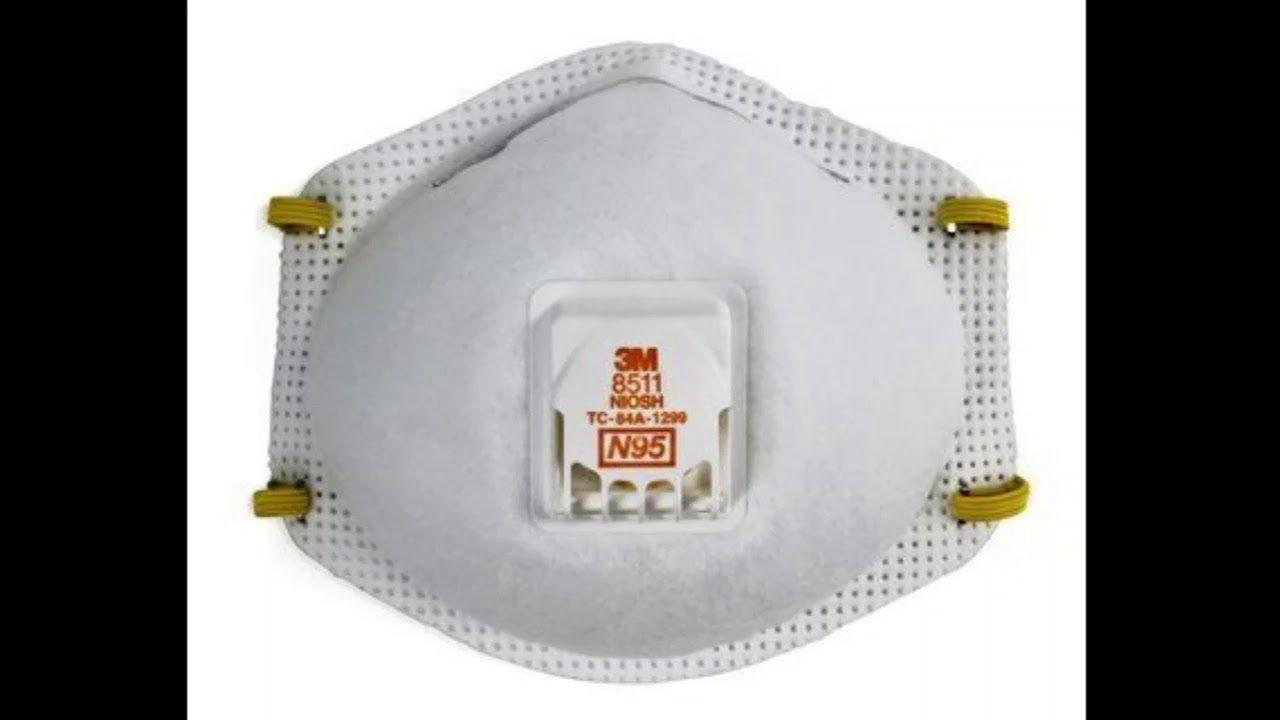 3m 8515 n95 dust mask