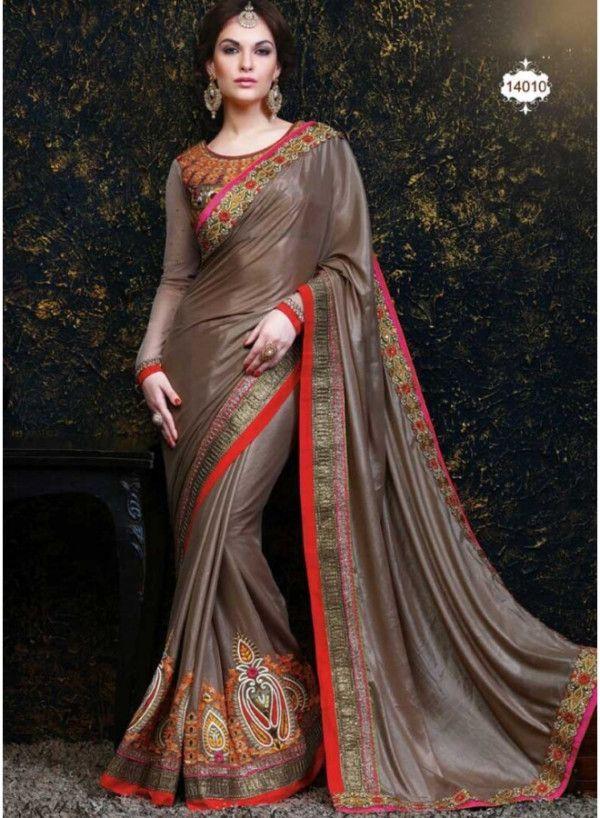 bd0e1314eadbaf Pure Silk Saree Designs For Women