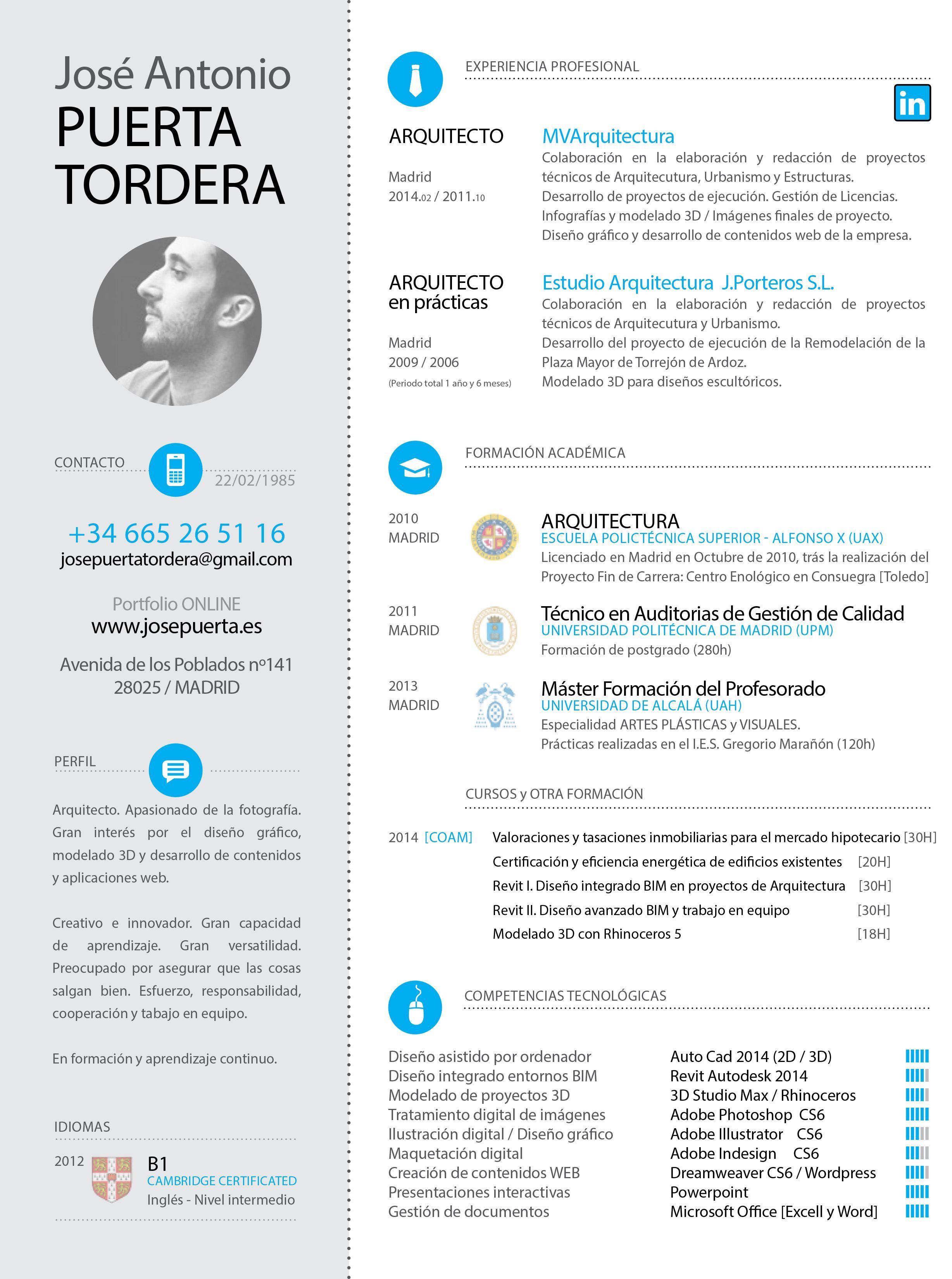 Tecnico cardiopulmonar | Diseño de currículum | Pinterest ...