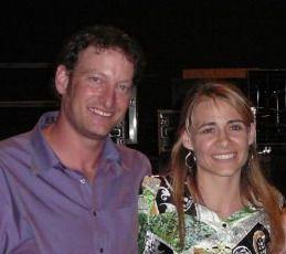 Deanne Bray with husband Troy Kotsur, also a Deaf actor ...