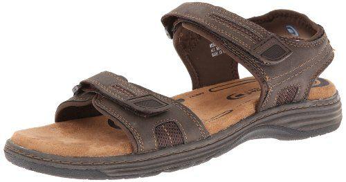 9e144191eda1 Nunn Bush Men s Regan Sandal - http   shoes.goshopinterest.com