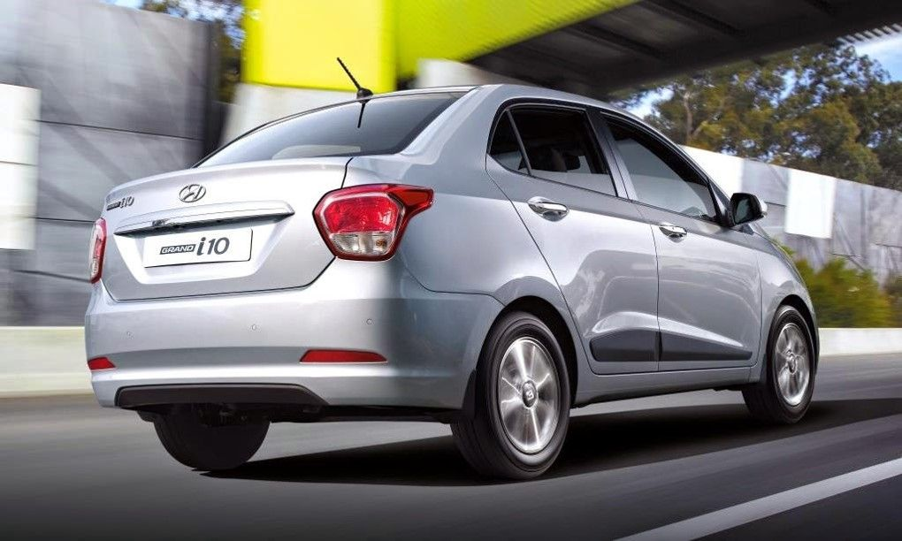 Enjoy Your Way With Hyundai Grand I10 Sedan Hyundai Grandi10