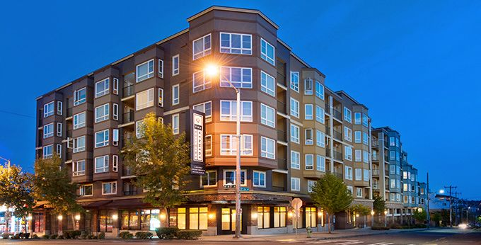 Luxury Apartments In Seattle | University District Apartments .