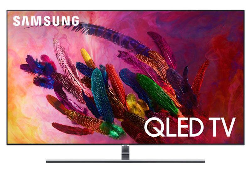 Samsung QLED Smart K UHD TV Class QFN Stuff To Buy Pinterest - Abt samsung