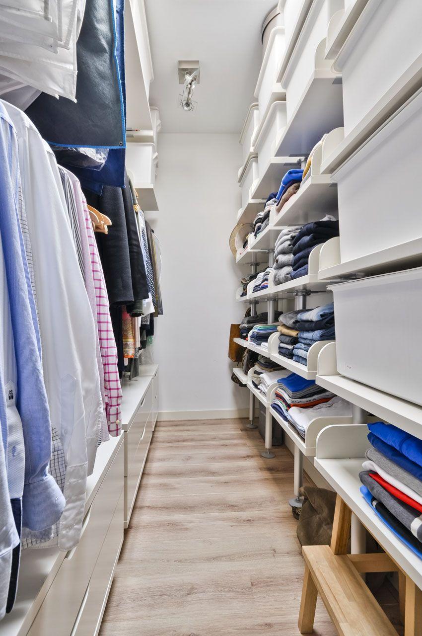 Inloopkast Walk In Closet.Walk In Closet Inloopkast Ikea Stolmen House Pinterest
