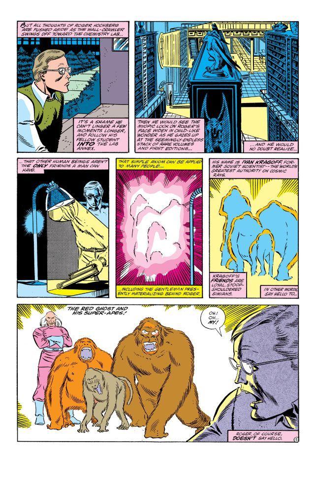 Amazing Spider-Man (1963-1998) #223