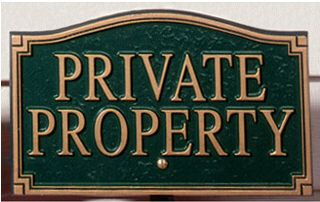 Private Property Sign Private Property Signs Private Property Property Signs