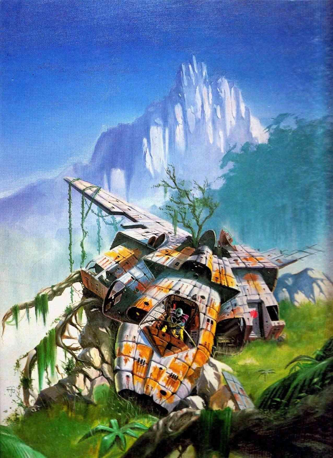 70s Scifi Art Google Search Sci Fi Phreek Science Fiction Art