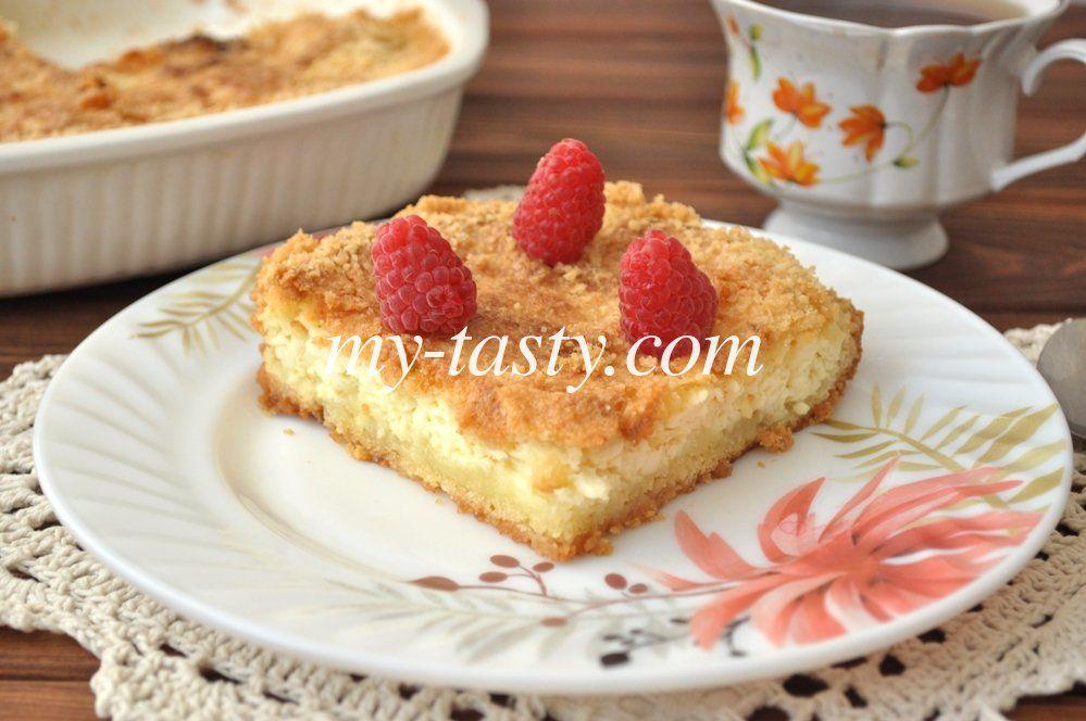Королевская ватрушка рецепт с творогом в духовке | Recipe ...