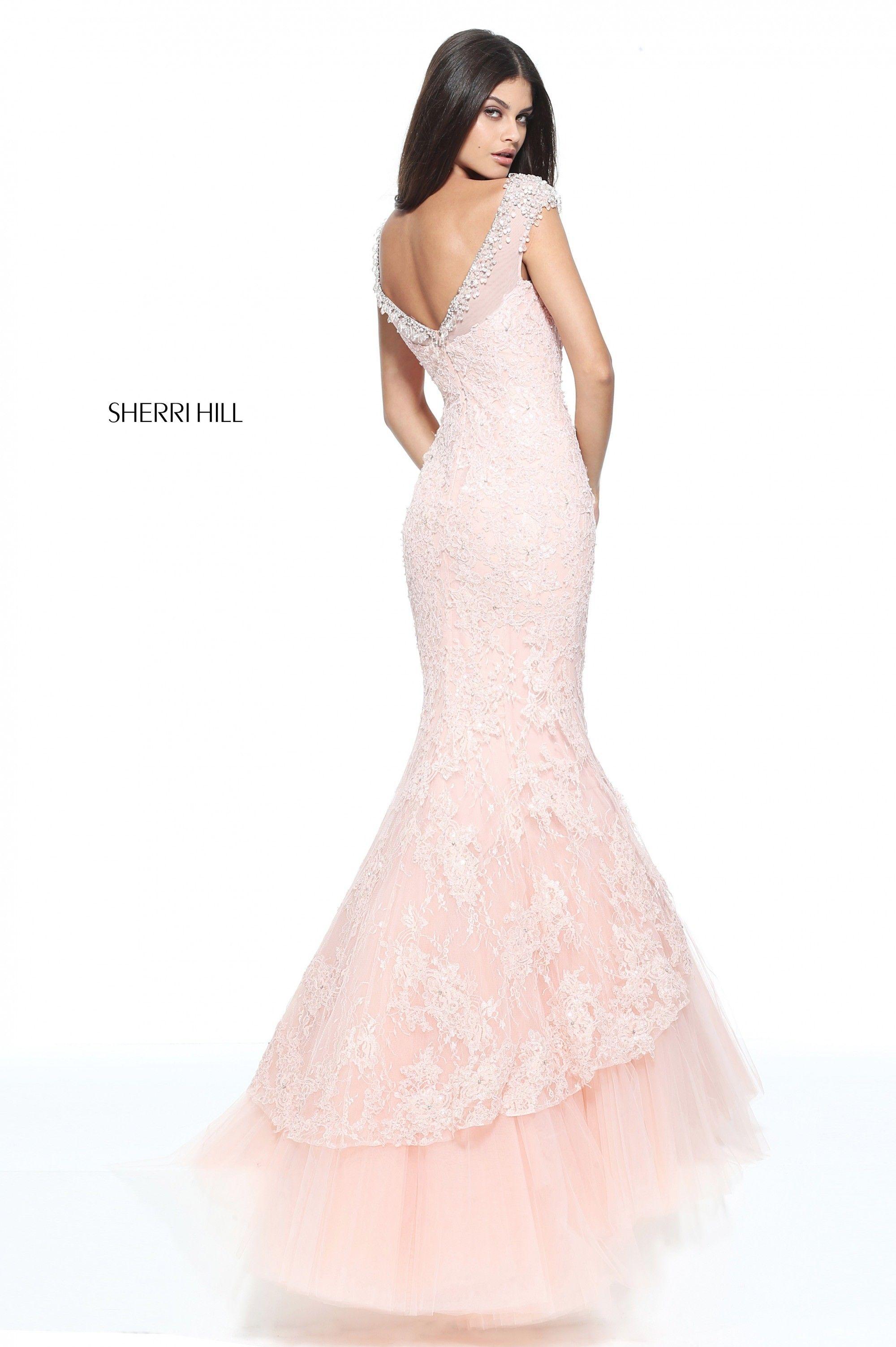 Sherri hill lace wedding dress  Sherri Hill  Prom Dress   Dresses   Pinterest  Prom