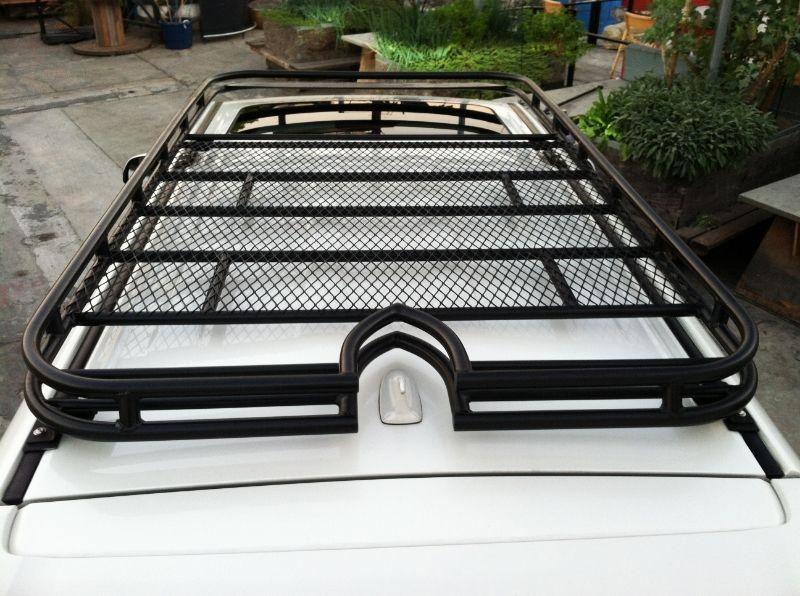 Fs 5th Gen Full Length Roof Racks By Drabbits Toyota 4runner