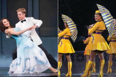 The Rockettes spring show with Derek Hough isn't so spectacular