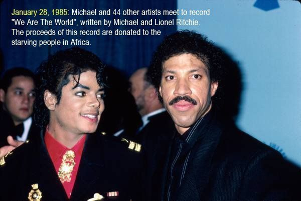 Michael's Charity Work