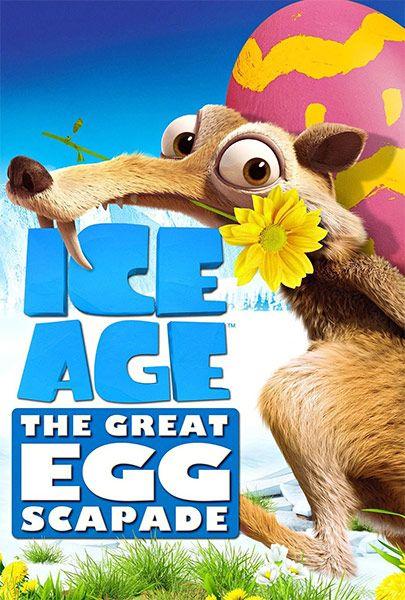 Ice Age The Great Egg Scapade 2016 Latino Bluray Glaciacion Peliculas Gratis Peliculas De Animacion