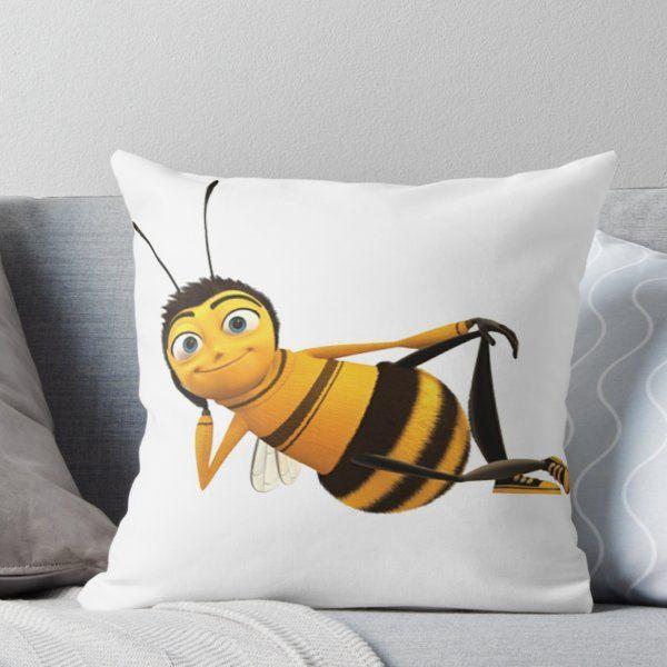 bee movie body pillow