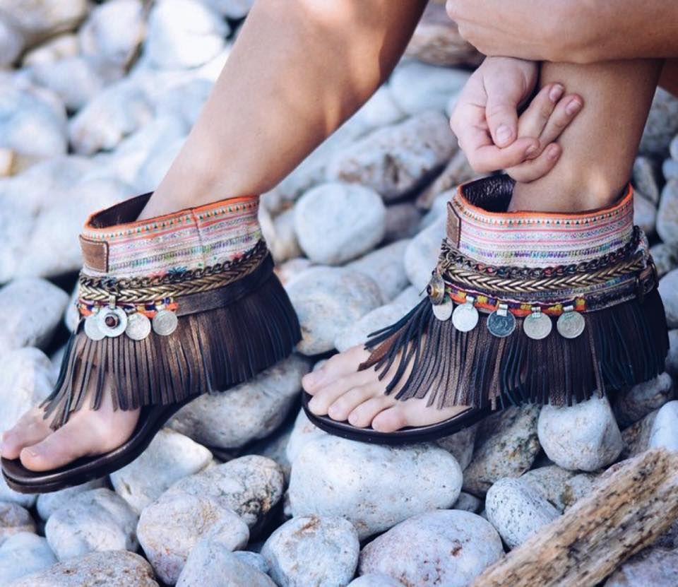 Emonk Ibiza #sneakers #boho #tribal #gipsy #Ibiza #handmade #shoes