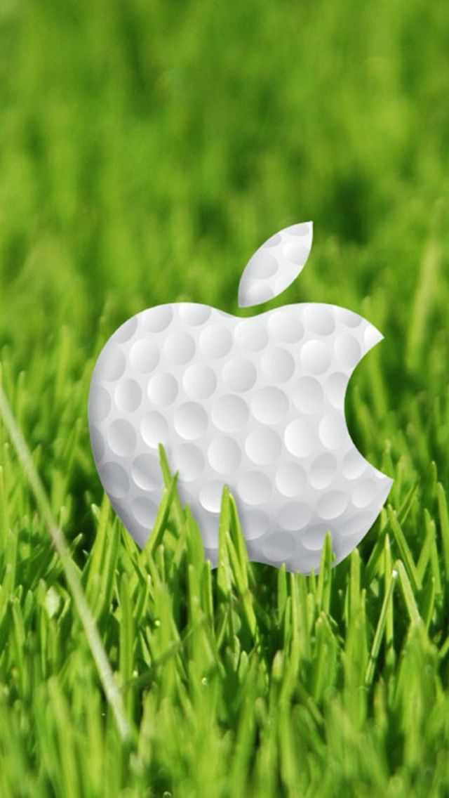 Apple Golf Iphone Wallpapers In 2020 Golf Ball Golf Humor Golf