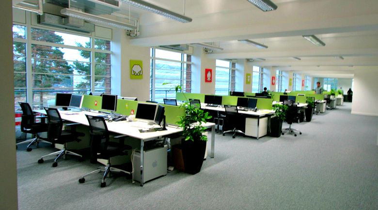 Open Office Space   Challenges, Benefits And Possible Alternative More And  More Businesses These Days