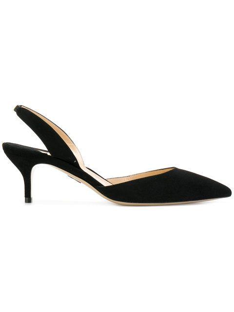 6328a01595 PAUL ANDREW low heel pumps. #paulandrew #shoes #   Paul Andrew ...