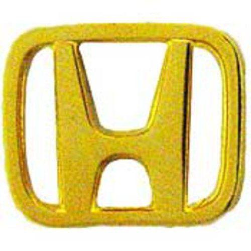 Honda Logo Pin Yellow 1 By Findingking 8 99 This Is A New Honda Logo Pin Yellow 1 Pin Logo Honda Logo Brooch Pin
