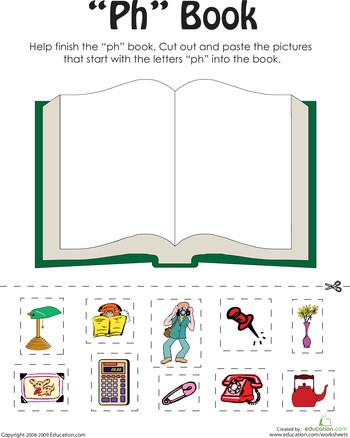 Ph Words A Word Family Book Phonics Kindergarten Word Family Books Ch Words