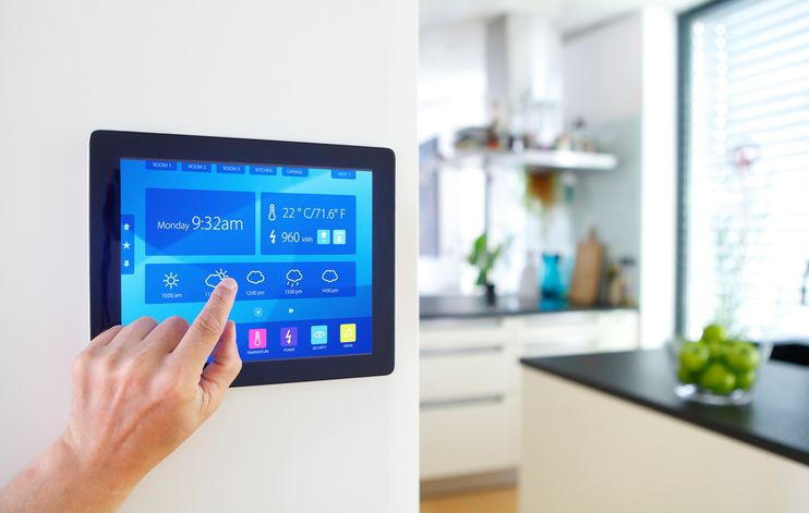 8 High Tech Features To Include In Your Next Remodel Home Automation Smart Home Smart Home Technology