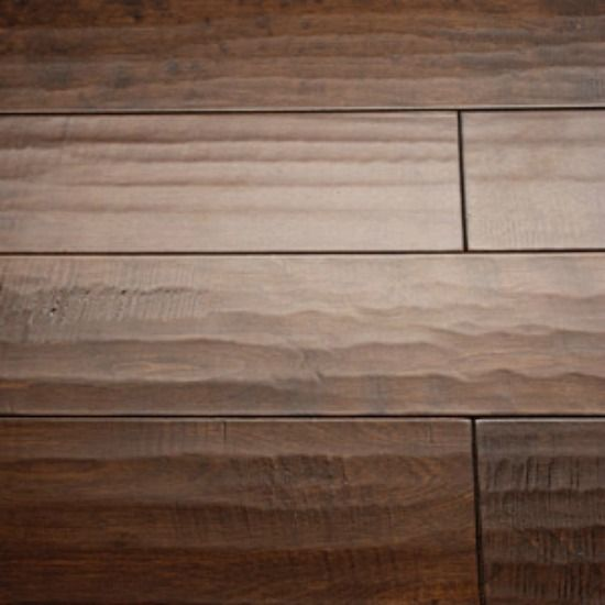 How To Install Engineered Hardwood Flooring: Underlayment And A Pattern |  The Design Confidential