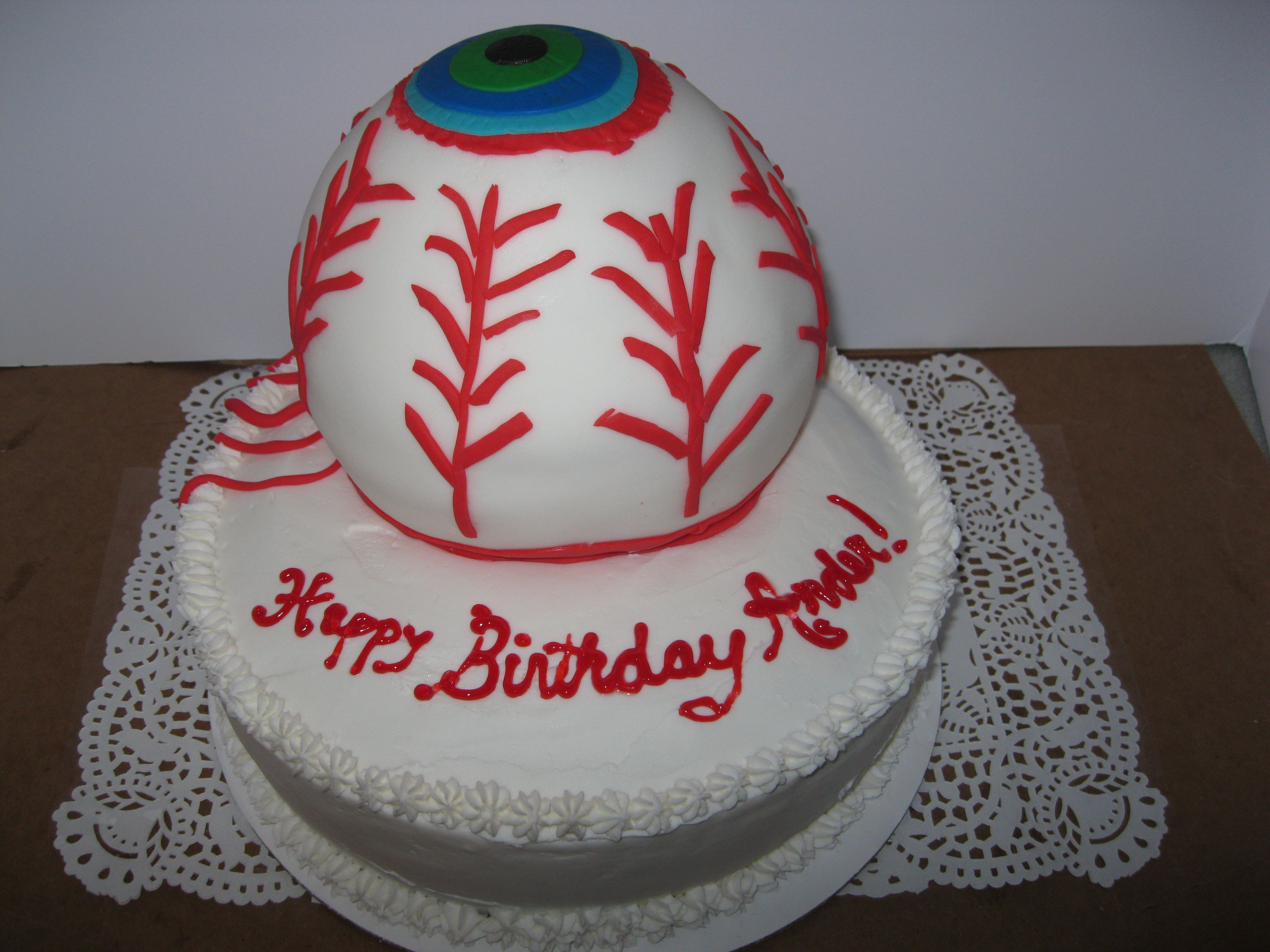 Image Result For Terraria Eyeball Cake Image Cub Scout Ideas
