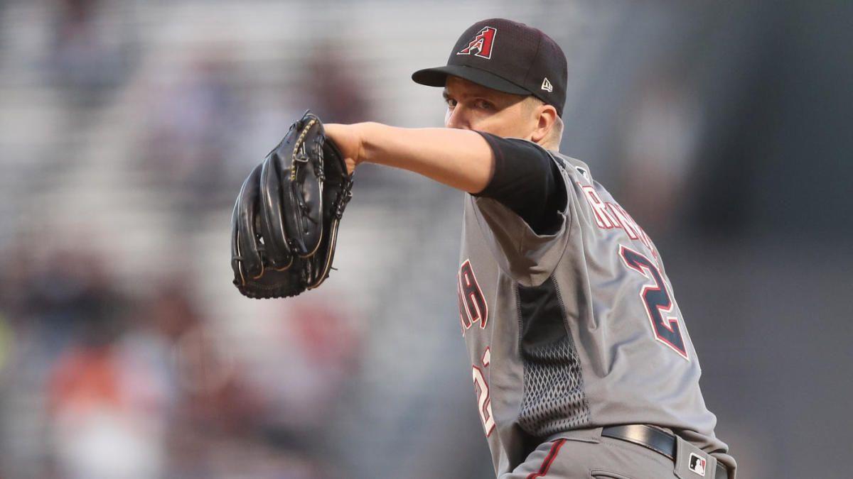 Mlb Trade Deadline Astros Add Zack Greinke In Blockbuster Deal With Diamondbacks Before The Buzzer Diamondbacks Mlb Astros