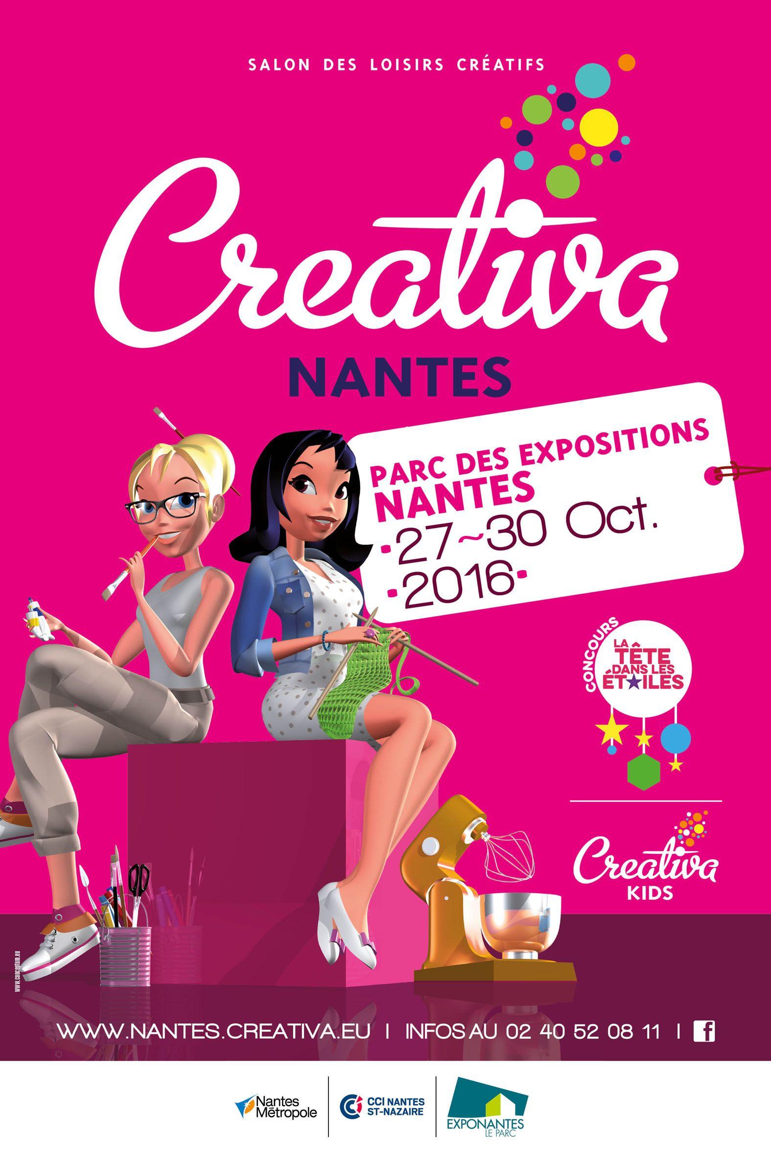 épinglé Sur Concours Creativa Nantes